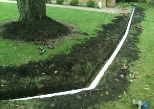 trench drain system
