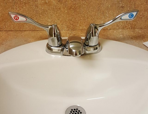 Faucets, Sinks & Toilets